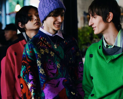 MSGM MEN'S AW20 COLLECTION