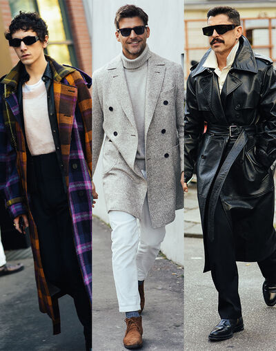 The ultimate guide to AW20 coats