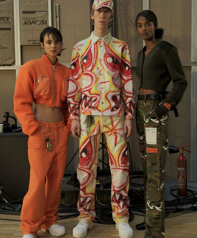 HERON PRESTON AW20 MEN'S AND WOMEN'S COLLECTION