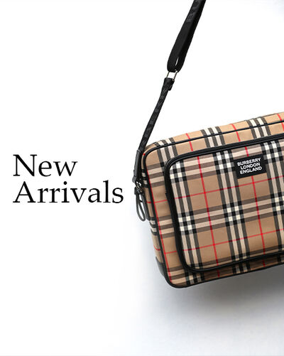 There's a lot of new arrivals this week