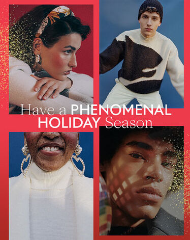 May your holidays be magical...indeed, phenomenal!