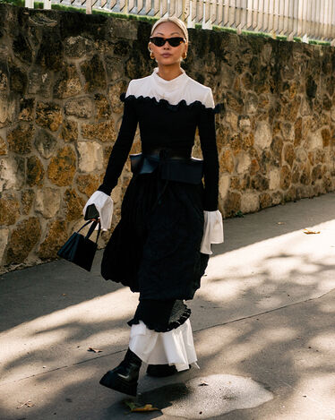 The six best street style outfits selected by TheCorner.com