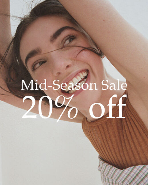 It's time for mid-season sales!
