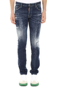 Slim Jean 5-pocket jeans, Slim jeans Dsquared2 man