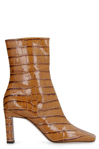 Isa leather ankle boots, Ankle Boots Wandler woman