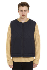 Romarin quilted vest, Gilets Jacquemus man