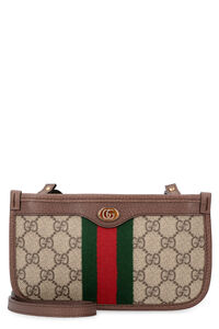 Ophidia GG supreme fabric pouch, Poches Gucci man