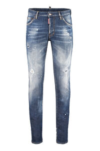 Cool Guy 5-pocket jeans, Slim jeans Dsquared2 man