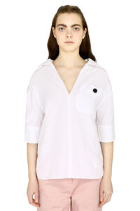 Cotton poplin shirt, Shirts Marni woman