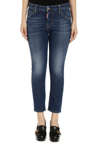 Cool Girl cropped jeans, Cropped Jeans Dsquared2 woman