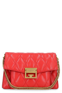 GV3 quilted leather shoulder bag, Shoulderbag Givenchy woman