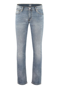 Rebel 5-pocket jeans, Slim jeans Carhartt man
