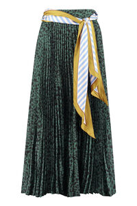 Printed pleated skirt, Pleated skirts Zimmermann woman