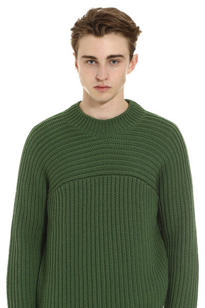 Louis ribbed wool sweater