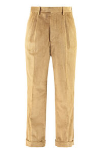 Corduroy trousers, Casual trousers AMI PARIS man