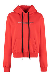 Cotton hoodie, Hoodies Unravel Project woman