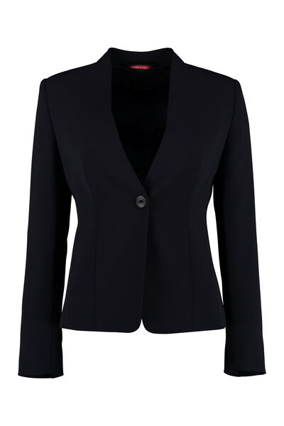 Massimo single-breasted blazer