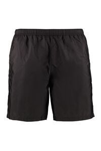 Nylon swim shorts, Swimwear Prada man
