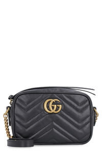 GG Marmont quilted leather shoulder bag, Shoulderbag Gucci woman