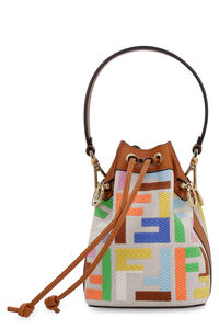 Mon Tresor canvas bucket bag, Bucketbag Fendi woman