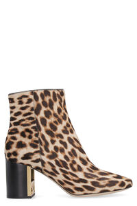 Gigi 70 MM leather ankle boots, Ankle Boots Tory Burch woman