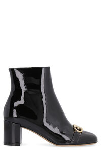 Primula leather ankle boots, Ankle Boots Salvatore Ferragamo woman