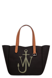 Borsa Belt Tote in canvas, Tote JW Anderson woman