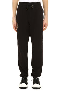 Drawstring waist track pants, Track Pants Versace Jeans Couture man