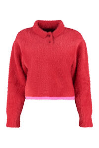 Neve knitted polo shirt, Polo shirts Jacquemus woman