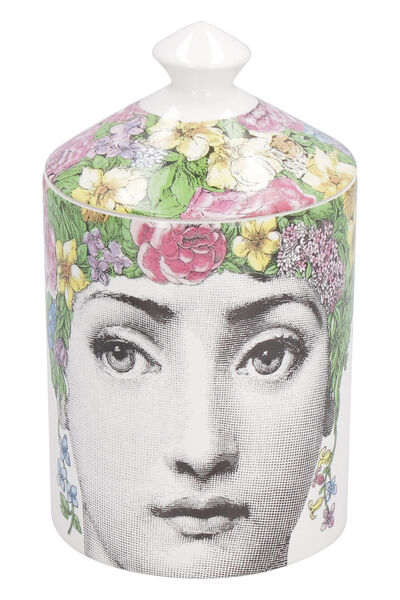 Flora scented candle, 300g