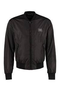 Nylon bomber jacket, Down jackets Dolce & Gabbana man