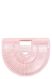 Acrylic Ark small handbag, Top handle Cult Gaia woman
