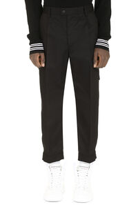 Cargo trousers, Casual trousers MSGM man