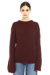 Wool blend pullover, Crew neck sweaters L'Autre Chose woman