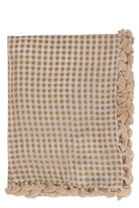 Balenio patterned cotton shawl, Scarves Weekend Max Mara woman