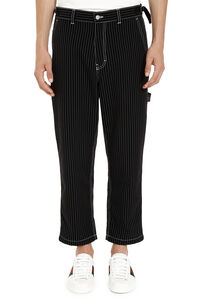 Wool blend trousers, Casual trousers AMI man