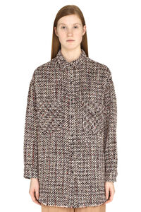 Artyn tweed overshirt, Casual Jackets Iro woman