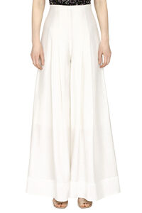 Arcello wide leg trousers, Wide leg pants Jacquemus woman
