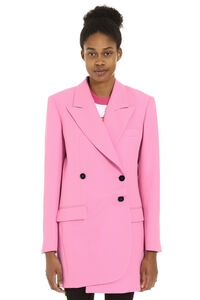 Double-breast wool blazer, Blazers MSGM woman