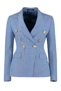 J-Alicya double breasted blazer, Blazers 0205 Tagliatore woman