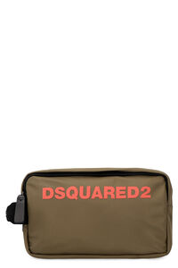 Beauty case Tom in nylon, Beauty case Dsquared2 man