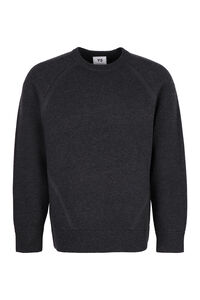 Wool blend sweater, Crew necks sweaters adidas Y-3 man