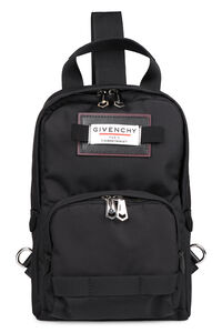 Zaino monospalla Downtown in nylon, Zaini Givenchy man