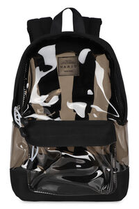 PVC backpack, Backpack NaNa-NaNa woman