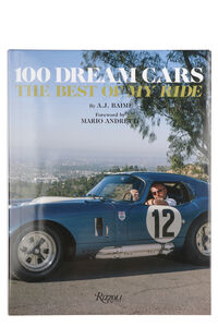 100 Dream Cars, The Best of My Ride book, Books Rizzoli International woman