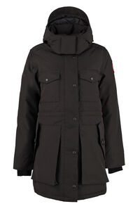Gabriola padded parka with hood, Down Jackets Canada Goose woman