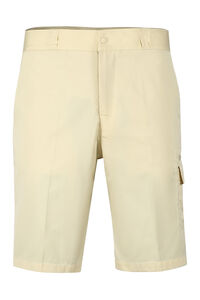 Cotton cargo bermuda shorts, Shorts Salvatore Ferragamo man