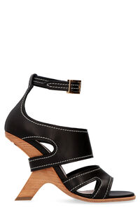 Platform sandals, High Heels sandals Alexander McQueen woman