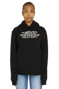 Hooded sweatshirt, Hoodies Burberry woman