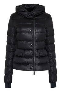 Armonique hooded short down jacket, Down Jackets Moncler Grenoble woman